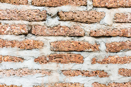 laterite: Laterite stone wall background