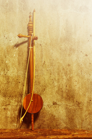 thai musical instrument: Still Life saloa - Thai musical instrument