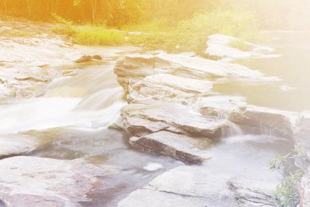 Cataract of Wang kauy waterfall, doi inthanon national park, Chiangmai Thailand Stock fotó