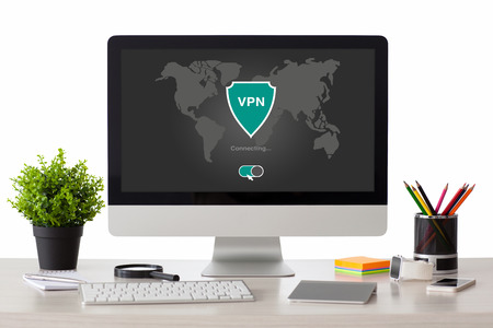 private server: computer with app vpn creation Internet protocols for protection private network