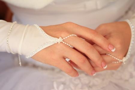 Women s hands photo