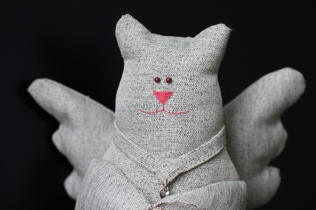 cat toy: Gato de juguete