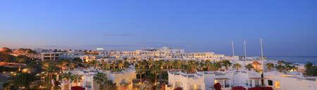 el sheikh: Night in Sharm el Sheikh