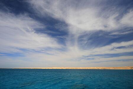 red sea: Seascape Red Sea
