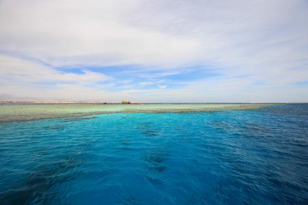 red sea: Seascape, Red sea