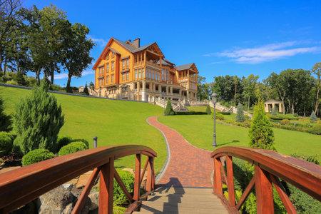 the residence: Mezhyhirya Residence