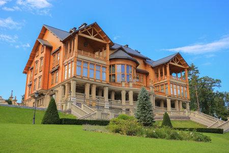 residence: Mezhyhirya Residence