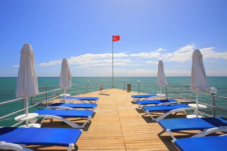 sunbeds: Sunbeds in Turkey