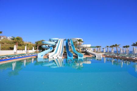 aqua park: Aqua park Editorial