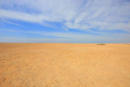 aridness: desert Stock Photo