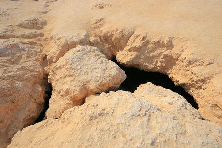 mohammed: Geology Ras Mohammed