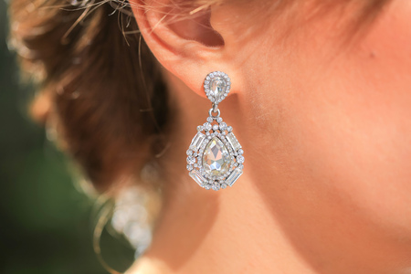 fashion jewellery: Earring