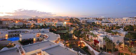 el sheikh: Sharm El Sheikh night