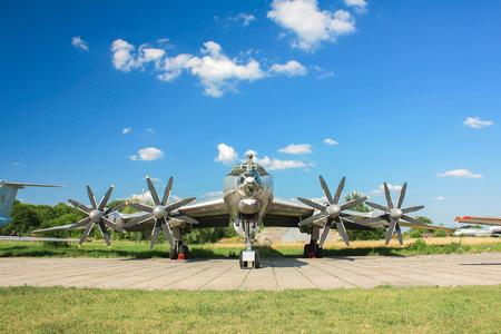 Bomber Tupolev Tu-142