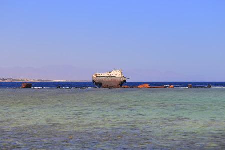 the sunken: Wreck Loullia