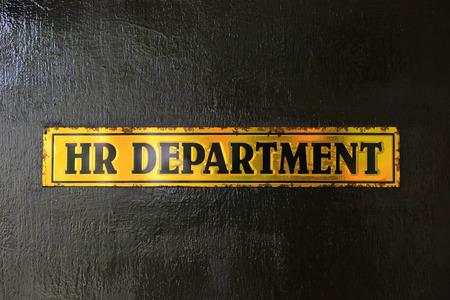 HR. HR department. Human Resources Imagens