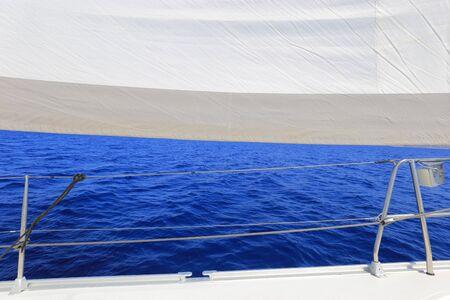Segelsegelyacht