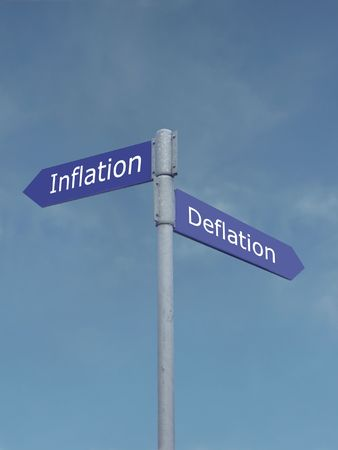 tendency: Inflation - deflation signpost