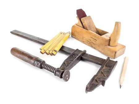 c clamp: Basic set of carpenter