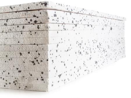 grafit: Pakiet płyt izolacyjnych ze styropianu z dodatkiem grafitu