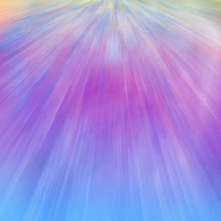 radiant: Abstract motion speed flat background in pastel colors Stock Photo
