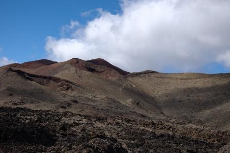 timanfaya: Parque Nacional Volc�n de Timanfaya, Lanzarote, Islas Canarias, Espa�a