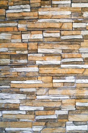 old fashioned stone wall background