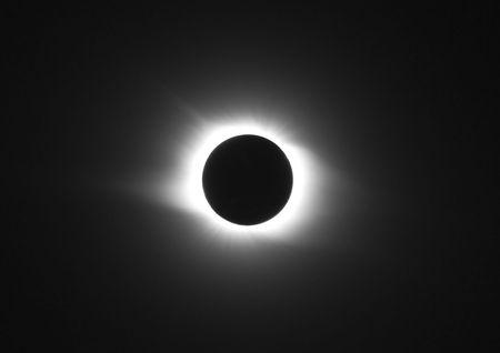 full solar eclipse, corona