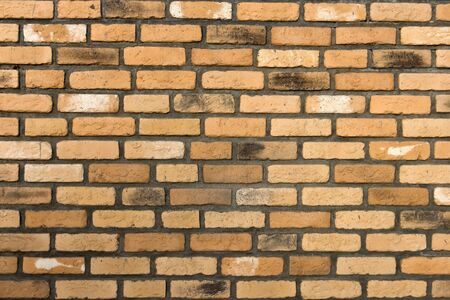 brown brick wall background, texture Stock Photo - 3533643