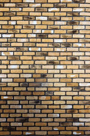brown brick wall background Stock Photo - 3926193