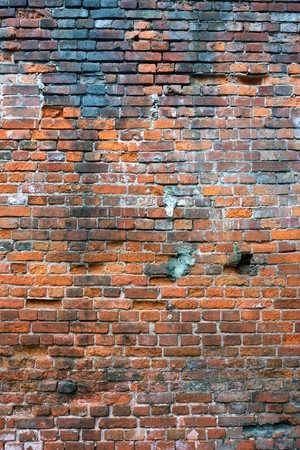 old brick wall background Stock Photo - 4094645