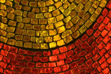 stained glass background Stock Photo - 4359198