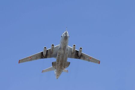 russian  il-76 airborne warning and control system Stock Photo - 5957117