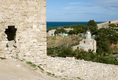 medieval Genoese stronghold