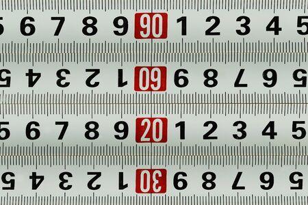 metro de medir: Medici�n de metro - patr�n de fondo