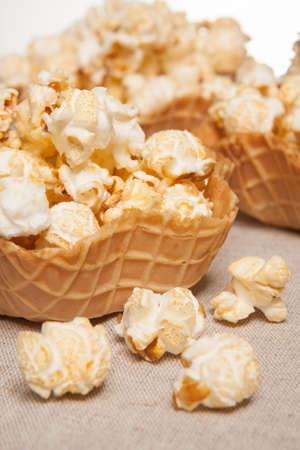 popped: popcorn