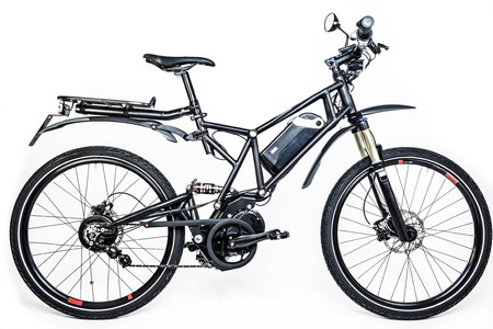 mountainbiking: ebike
