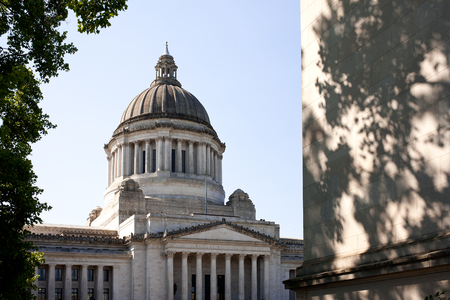washington state: Washington State Capitol, Legislative Building
