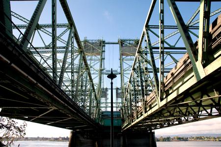 I5 bridge-Vancouver, Washington and Portland, Oregon