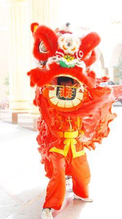Lion Dance photo