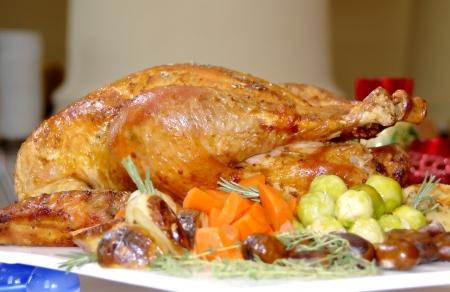 thanks giving turkey photo