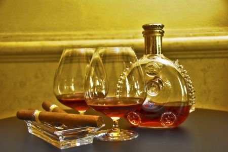 Cognac and Cigars photo