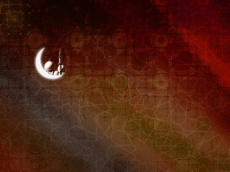 random colorful arabic texture Stock Photo - 9976895