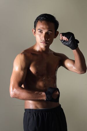 mixed martial art photo