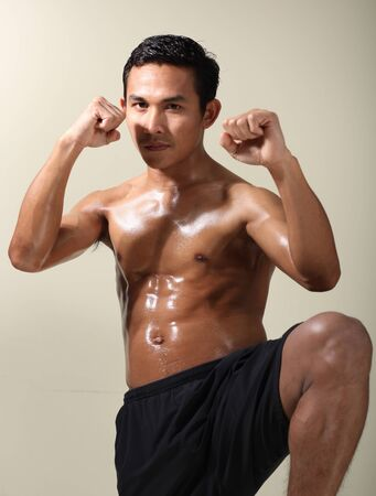 mixed martial art photo