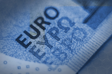 euro currency closeup photo
