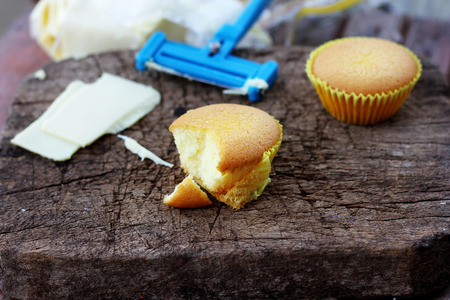 flavour: cup cake cheese flavour