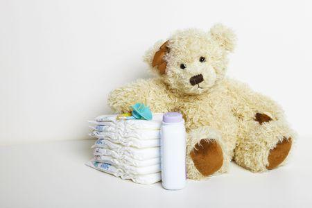 Accessories for newborn photo