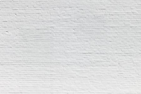 gritty: white brick wall texture