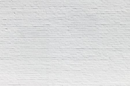 witte bakstenen muur textuur